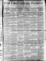 The Greensboro patriot [February 13, 1922]