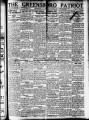 The Greensboro patriot [August 7, 1922]