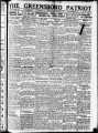 The Greensboro patriot [September 25, 1922]