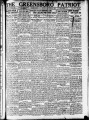 The Greensboro patriot [October 16, 1922]