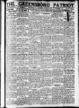 The Greensboro patriot [October 19, 1922]
