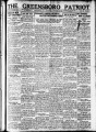 The Greensboro patriot [October 26, 1922]