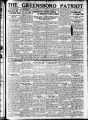 The Greensboro patriot [November 2, 1922]