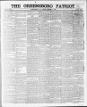 The Greensborough patriot [October 4, 1867]