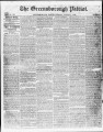 The Greensborough patriot [August 1, 1846]