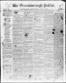 The Greensborough patriot [August 29, 1846]