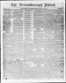 The Greensborough patriot [May 12, 1849]