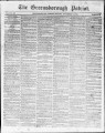 The Greensborough patriot [November 2, 1850]