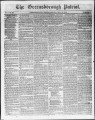 The Greensborough patriot [May 19, 1849]