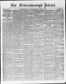 The Greensborough patriot [June 30, 1849]