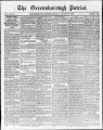 The Greensborough patriot [January 19, 1850]