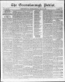 The Greensborough patriot [July 27, 1850]