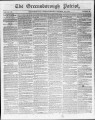 The Greensborough patriot [October 26, 1850]