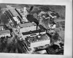 [Aerial view of Vick Chemical Co. factory]