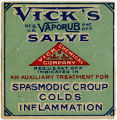 [Vicks VapoRub stamp]
