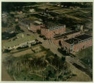 [Aerial view of Vick Chemical Company]