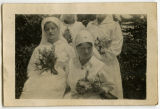 [American Red Cross nurses in France]