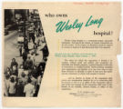 Who owns Wesley Long Hospital?