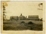 [Exterior view of Guilford County Sanitarium]