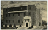 [Wesley Long Community Hospital postcard]