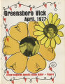 Greensboro Vick [April 1977]