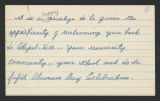 October 15, 1965--UNCCH nursing alumnae day--untitled remarks