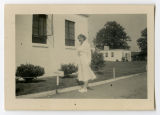 [Jean Payne Rabie at the Central Carolina Convalescent Hospital]