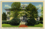 [Sternberger Hospital for Women and Children postcard]