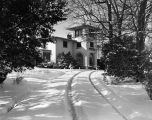 [Keeley Institute exterior in snow]