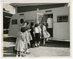 [Guilford County Health Department dentistry mobile unit]