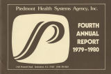 Piedmont Health Systems Agency, Inc. fourth annual report 1979-1980