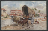 India - postcards [Anna Maria Gove Collection]