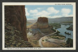 Wyoming - postcards [Anna Maria Gove collection]