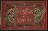 Pikes Peak and vicinity [souvenir photo book]