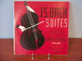 J.S. Bach Suites [record album cover]