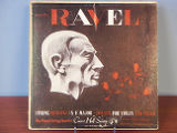Maurice Ravel [record album cover]