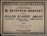 [Concert poster, 1940]