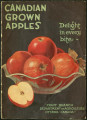 Canadian grown apples : delight in every bite