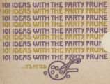 101 ideas with the party prune : --it's pitted