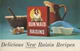 Delicious new raisin recipes