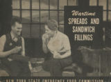 Wartime spreads and sandwich fillings