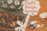 Chef's recipe secrets with Heinz sauces