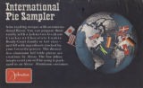 International pie sampler : nine exciting recipes with an international flavor