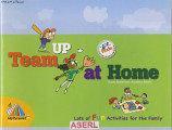 Team up at home : Team Nutrition activity book, lots of fun activities for the family