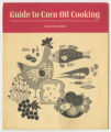Guide to corn oil cooking  a recipe book