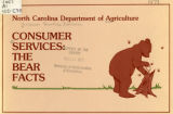 Consumer services : the bear facts