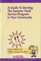 A guide to starting the summer food service program in your community : food that's in when school...
