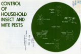 Control of household insect and mite pests