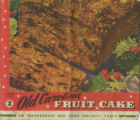 Old Carolina fruit cake  an inexpensive Red Band holiday treat