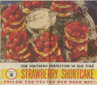 For southern perfection in old time strawberry shortcake  follow the tested Red Band way!